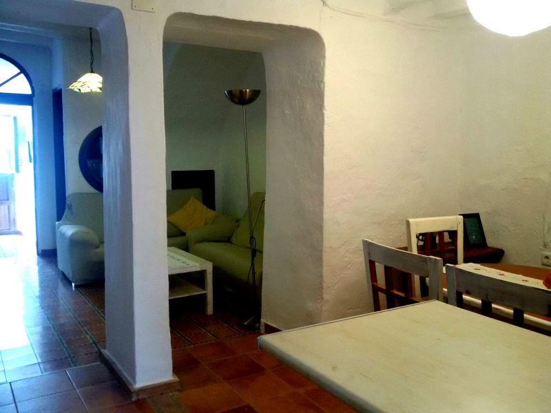 La Cueva Solea Interior Casa Rural