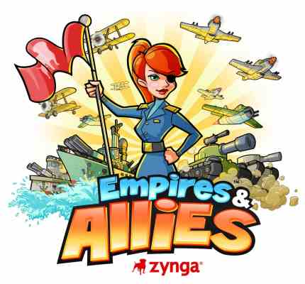Logo del juego Empires &amp; Allies de Zynga