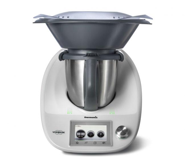 La nueva thermomix tm5 el robot de cocina entra en el futuro - Thermomix o robot de cocina ...