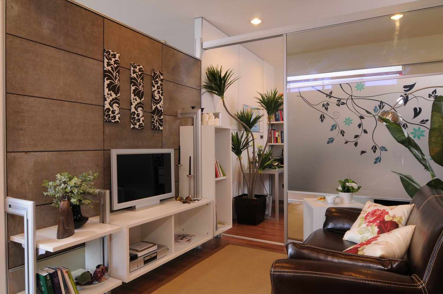 Decorative Wall Units For Living Room Lcd Wall Unit Design For Living Room Living Room Designs