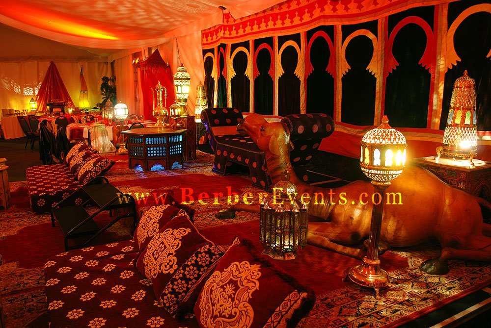 Salon Marocain Avignon Noche De Berberisca | Alibaba Events: Moroccan And Arabian