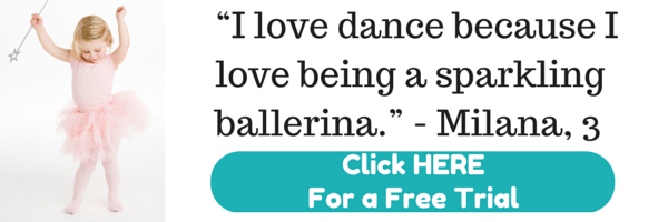 """""""I love dance because it makes me(1)"""