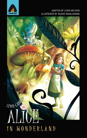 Alice in Wonderland (Graphic Novel Adaptation) (1/2)