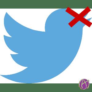mute twitter