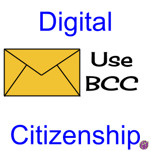 use BCC