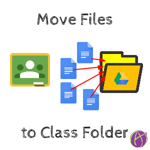 Move Files to Class Folder
