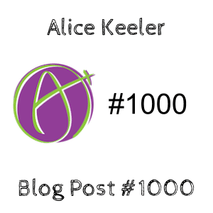 Blog Post #1000