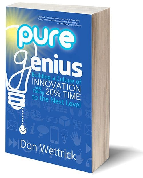 don wettrick pure genius
