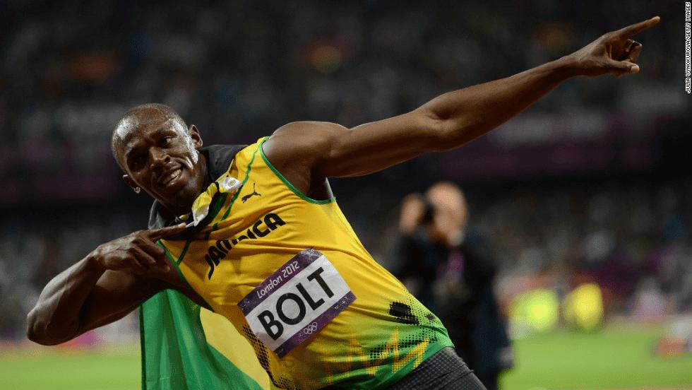 Usain Bolt, 2012 olympics
