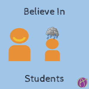 BELIEVE Every Student CAN by@marvelousmcc