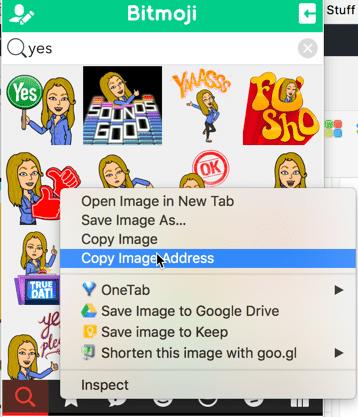copy image address