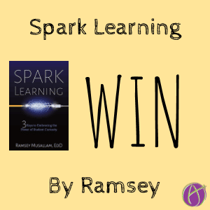 Win a Free Copy of Spark Learning by @ramusallam
