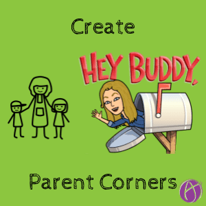 Digital Assignments – Include a Parent Corner