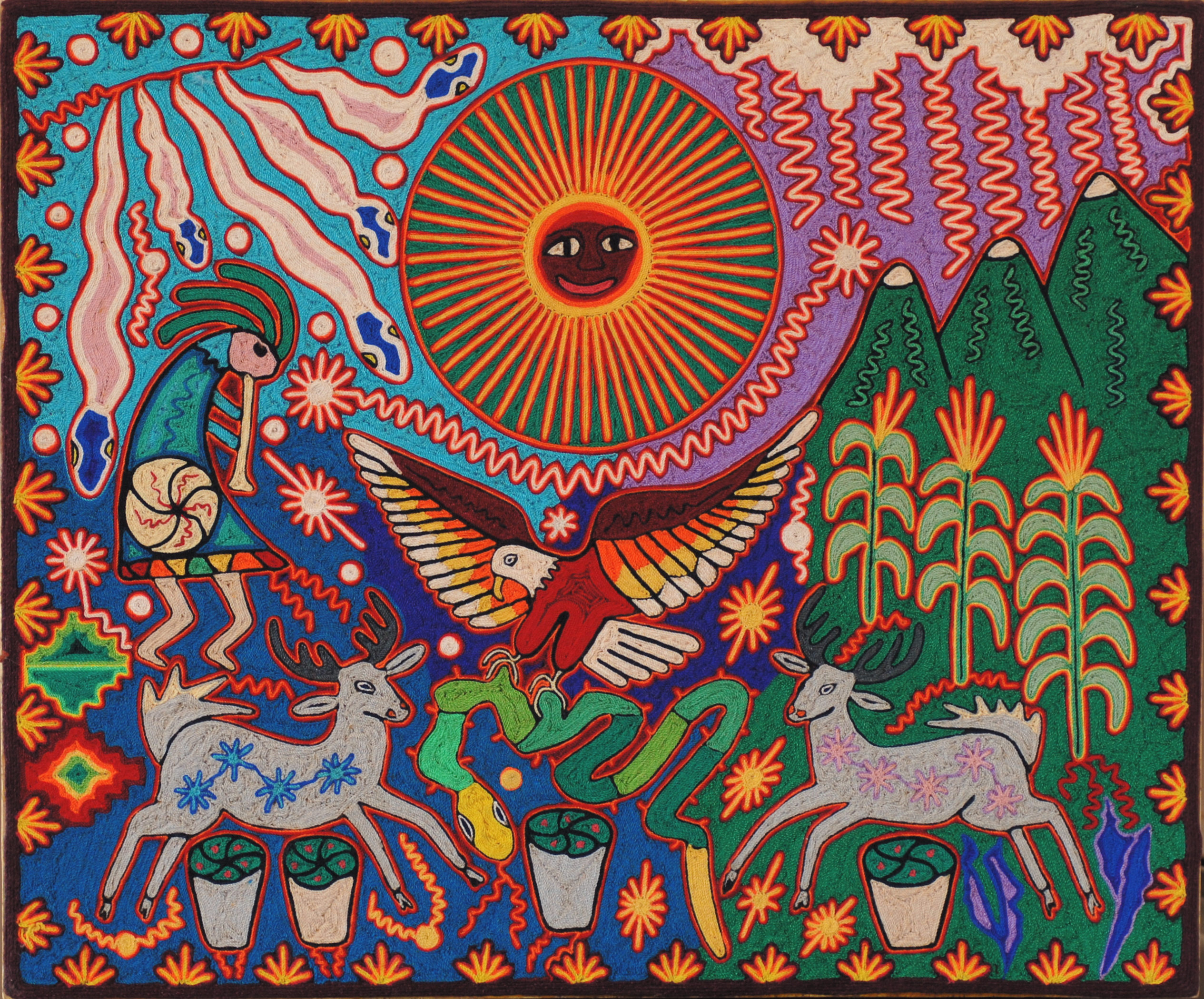 Arte Huichol Hd Index Of Huichol Images Awg Files