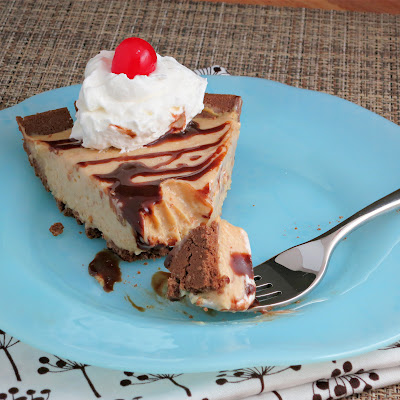 easy no-bake frozen cool whip peanut butter pie