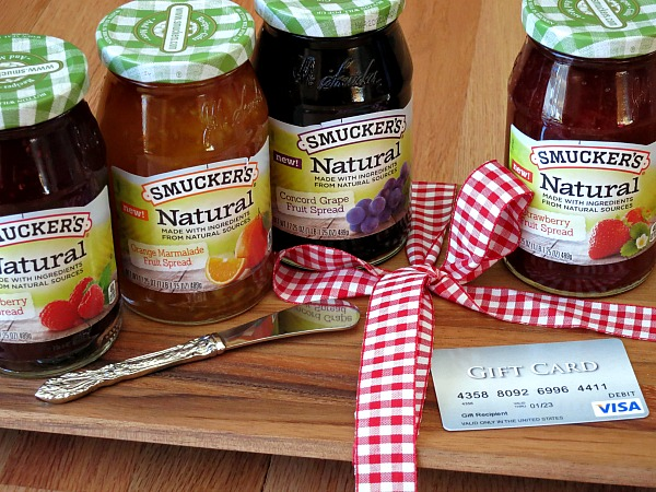 smuckers giveaway prize package | alidaskitchen.com