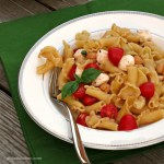 Caprese Pasta Salad #WeekdaySupper #ChooseDreams