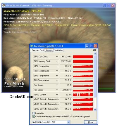 furmark17002 thumb jpg Furmark updated to 1.7.0, brings many new features
