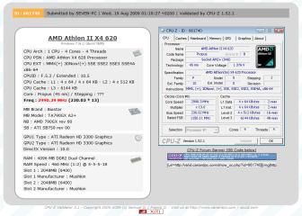 amdathloniix4620 thumb1 L3 cache is unlockable on Athlon II X4 620, benchmarks galore