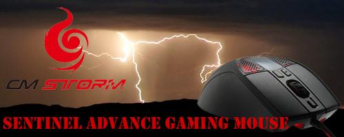 CM Storm Sentinel Advance Review