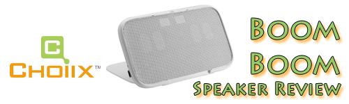 Article Image4 Choiix Boom Boom Speaker Review