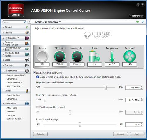 CCC11.10 overdrive AMDs FX 8150 vs. Core i7 & Phenom II   Bulldozer Arrives!