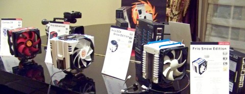 Tt PSUs 3 Behind the Scenes at CES 2012