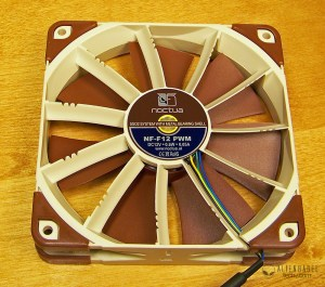 fan 1 300x265 Noctua NF F12 PWM fans bring performance and silence to any cooler or radiator