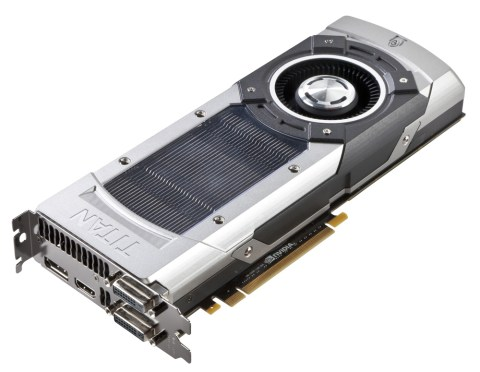 GeForceGTX Titan 3Qtr1a Nvidias Titan arrives to take the performance crown   36 Performance Benchmarks