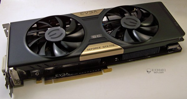 SC 3 The EVGA GTX 770 SC 4GB Benchmarked