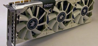 Galaxy's GTX 770 Hall of Fame edition benchmarked