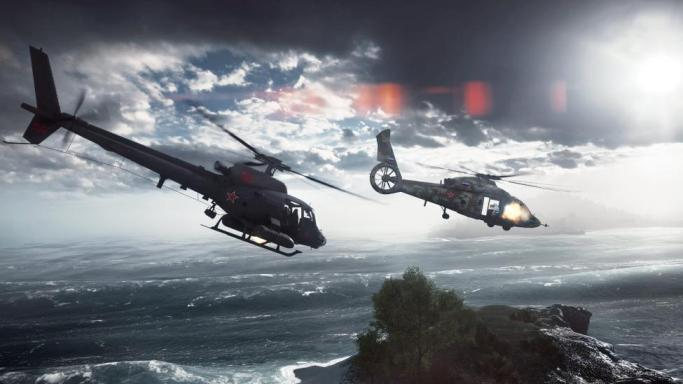 paracel storm 5 BF4 Second Assault DLC will Launch First on Xbox One