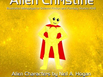 Alien Christine - Cover Page