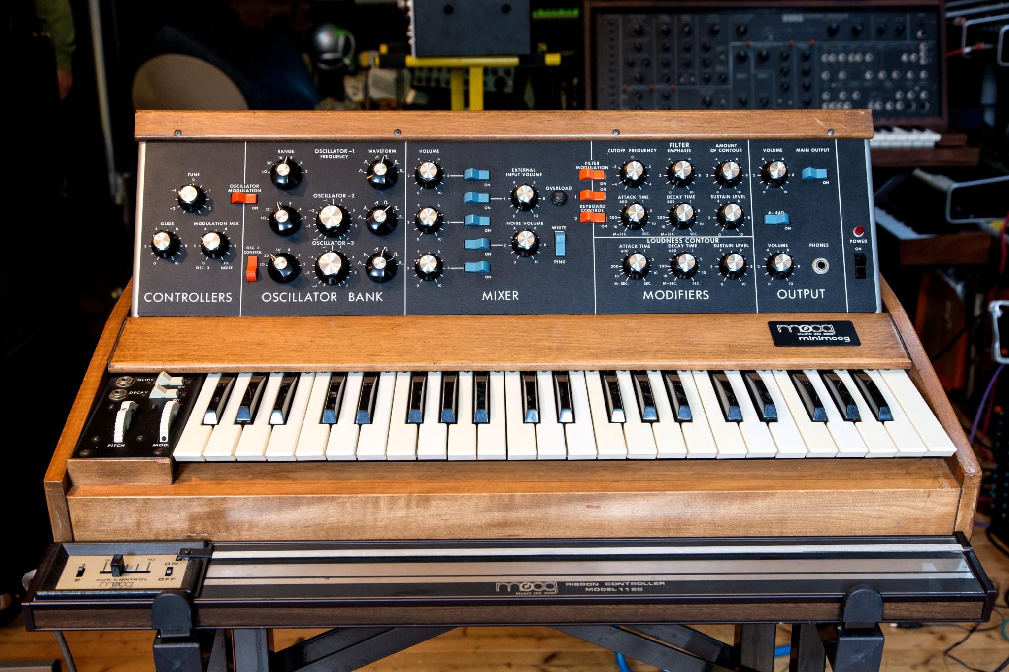 Big Modular Synth 030