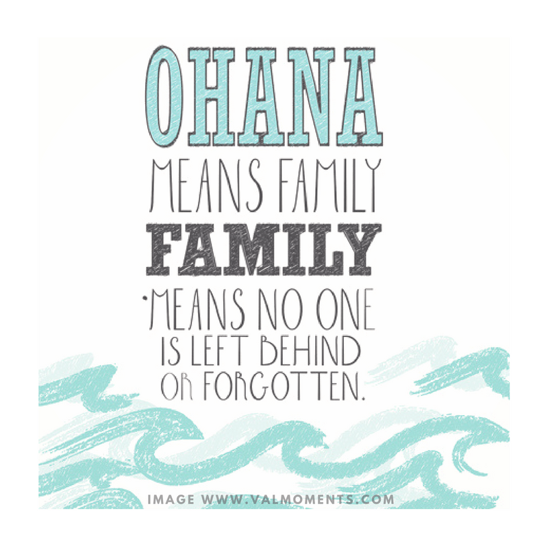 Life Beautiful Quotes Wallpapers What Does Ohana Mean In Hawaiian Culture