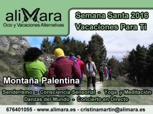 """Vacaciones Alternativas Semana Santa """"Vacaciones Para Ti"""" - Del 24 al 27 de Marzo de 2016 @ Centro Jardín Mandala"""
