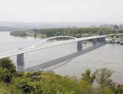 Idejni projekat novog mosta u Novom Sadu