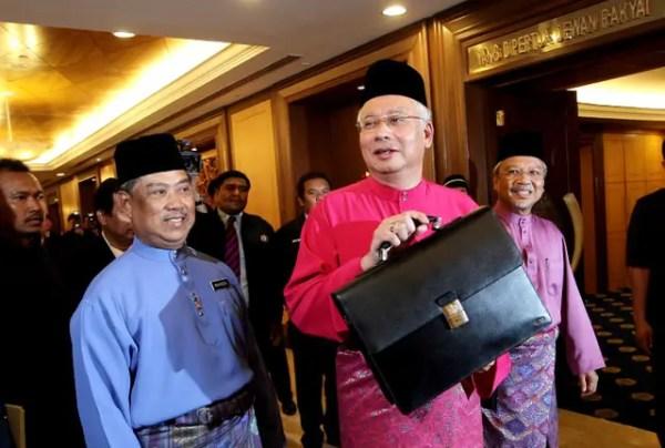 Najibs-budget-2011