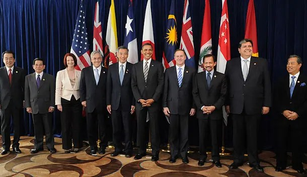 TPP negotiations are being conducted in secret - Photo courtesy of Wikipedia
