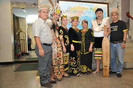 Sarawak group for peninsula roadshow