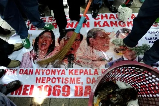 Photograph: The Malaysian Insider