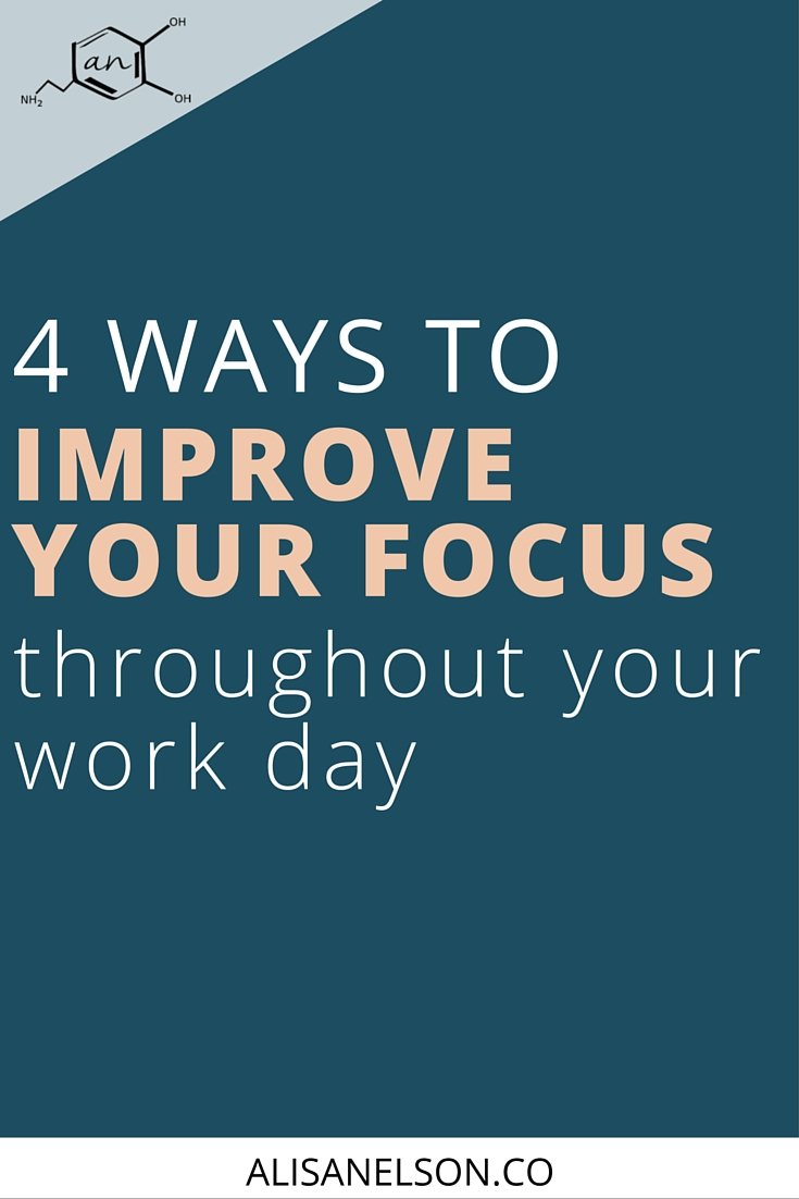 Build self-awareness + stay focused on your goals with these 4 sign posts throughout your work day. Setting sign posts throughout the day as reminders to let those thoughts (and their accompanying emotions) go will help you focus on your why and keep you from wasting emotional and mental energy throughout the day.