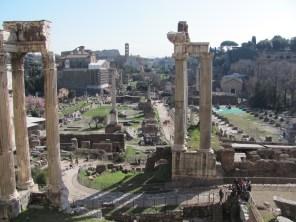 Forum Romanum by itself