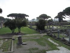 View of forum from Capitolium