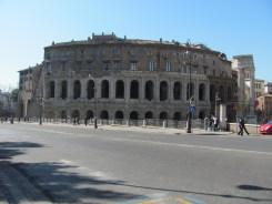 Teatro Marcello - Not the average Roman theatre...