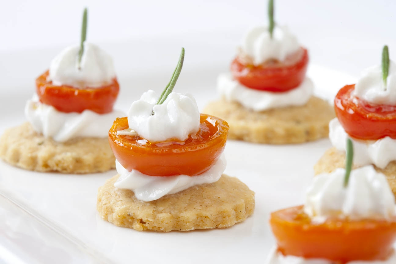 Canape L Plated Canapés | Caterers London | Office Catering