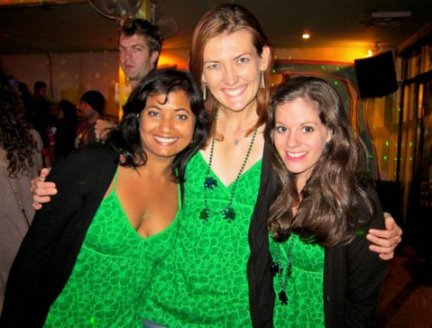 St. Paddy's Day in Chiang Mai at the UN Irish Pub