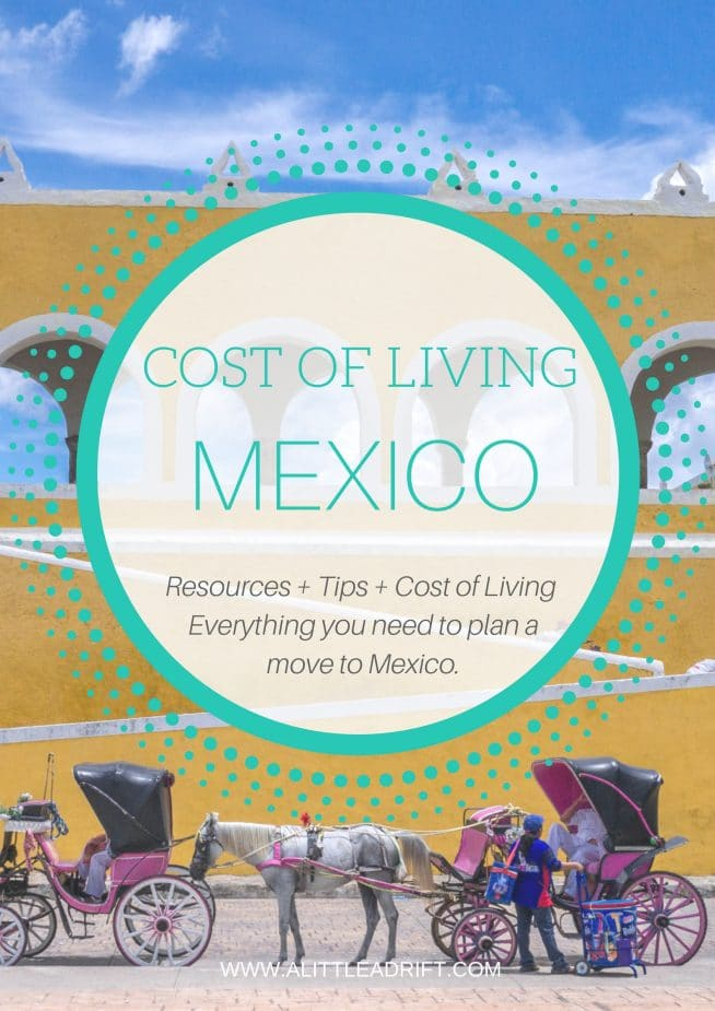 How Much Does it Cost to Live in a Mexican Beach Town? (2019)