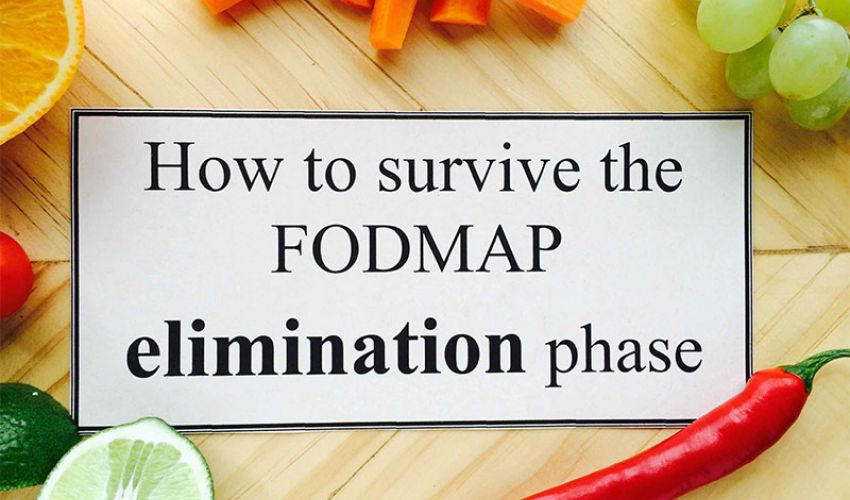 Getting Started on the Low FODMAP Diet Elimination Phase - A Little