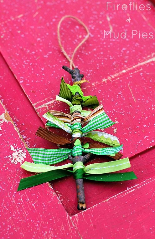 28 Christmas Ornament Crafts For Kids - A Little Craft In Your Day